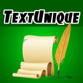 TextUnique