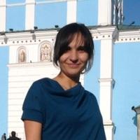 Виктория Жаринова